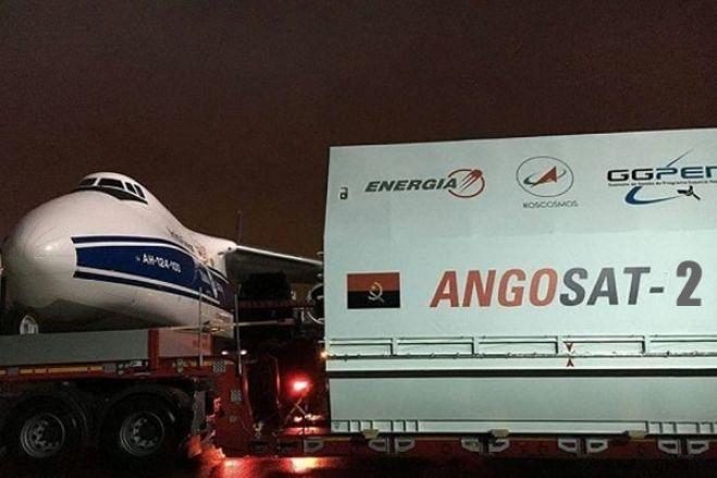 """Angola garante que Angosat-2 será """"primeiro satélite africano de última geração"""""""