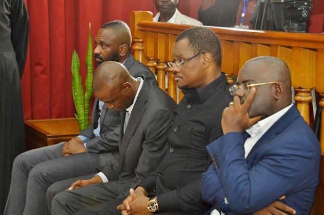 Caso 500 milhões: Ministério Público quer agravamento da pena aos réus