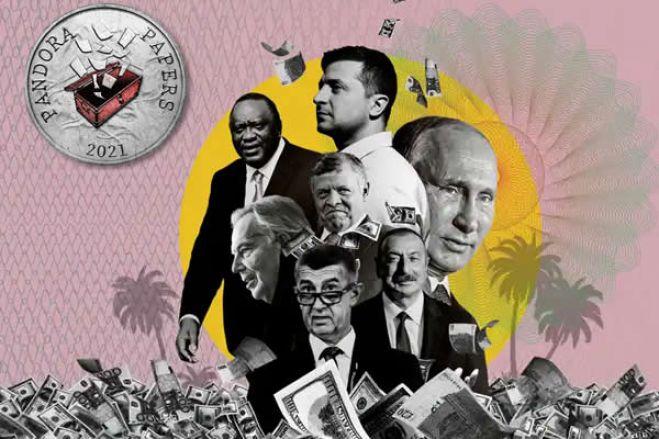 Chegaram os Pandora Papers: Há dezenas de presidentes e primeiros-ministros expostos numa nova fuga de informação