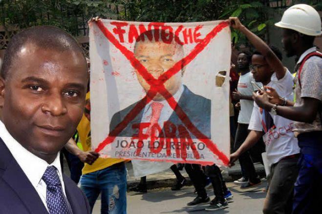 """""""Revús"""" manifestam-se sábado em Luanda para pedir demissão de Edeltrudes Costa"""