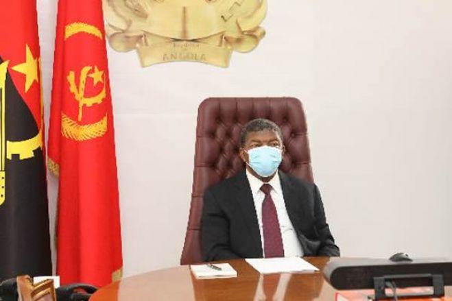 Íntegra do discurso do Presidente do MPLA na reunião do CC