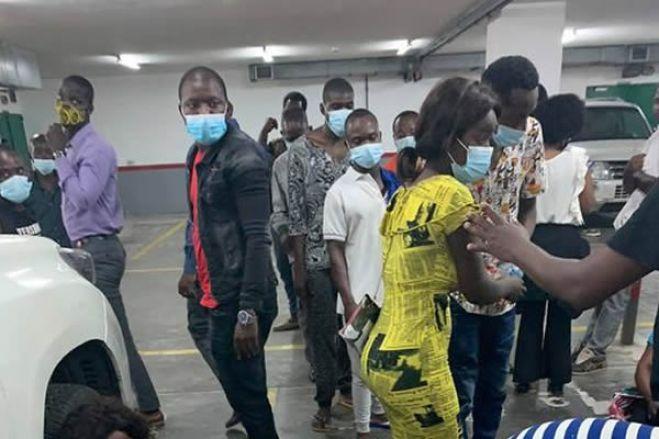 """CASA-CE pede """"libertação incondicional"""" de manifestantes detidos em Luanda"""