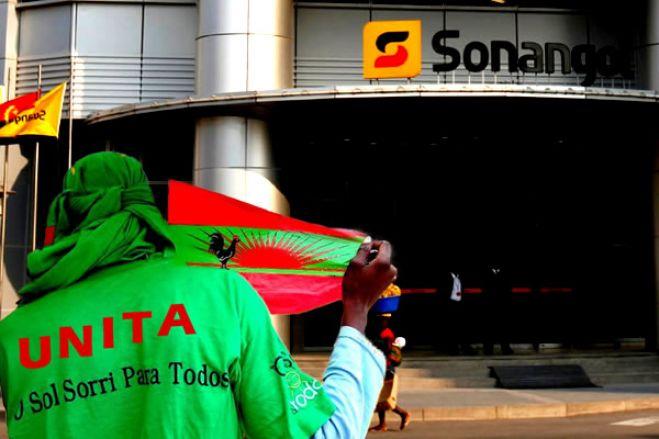 """UNITA preocupada com acusações envolvendo """"figura relevante"""" da presidência e a Sonangol"""