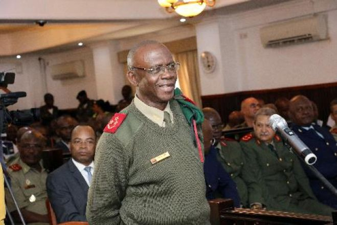 Defesa de general 'Zé Maria' pede prisão imediata de declarante por mentir em tribunal