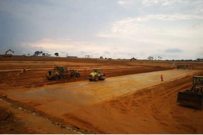 Refinaria de Cabinda entra em funcionamento em 2022