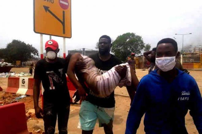 Angola não é um Estado de Direito é um Estado Político
