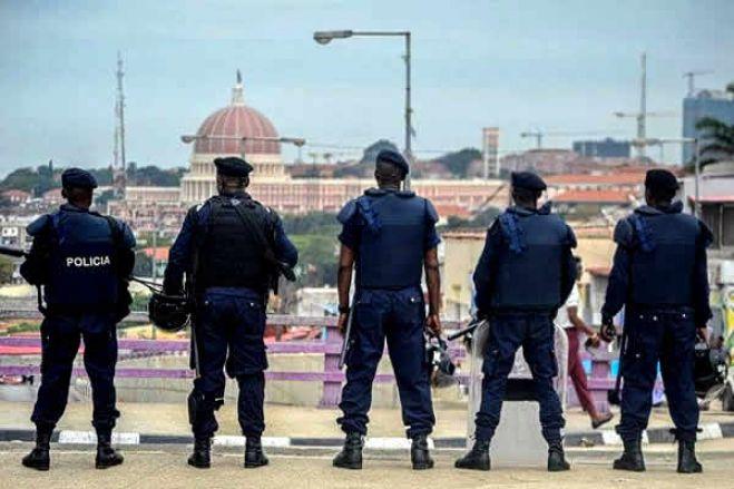 João Lourenço adaptou a polícia corrupta e assassina perfeitamente