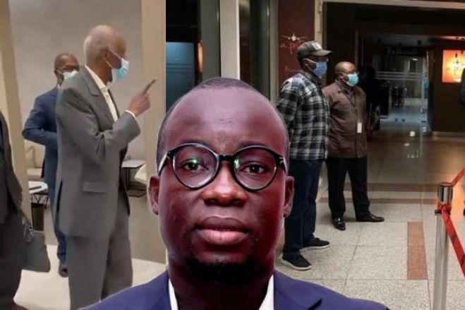 JES humilhado: Castigo divino, cobardia ou falta de lealdade no MPLA? - Mariano Brás