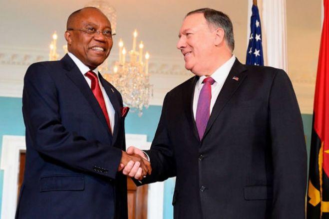Combate à corrupção na agenda de Mike Pompeo em Angola