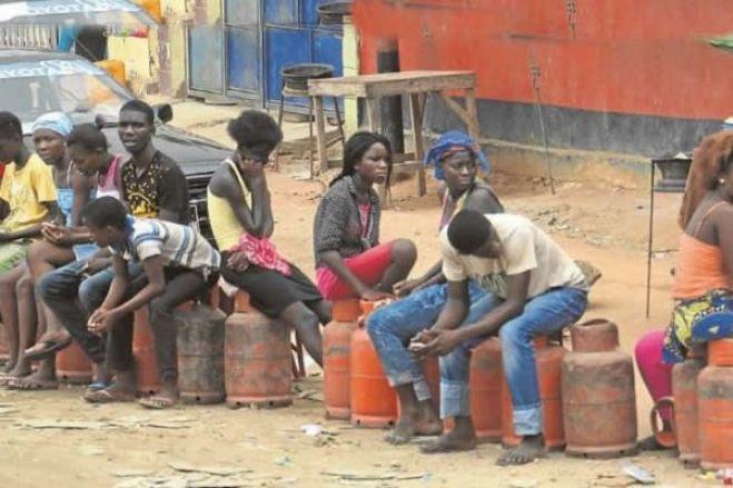 Luanda: Escassez de gás doméstico eleva preço do produto no mercado