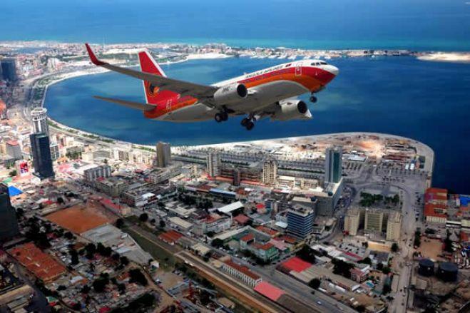Covid-19: Voos de e para Luanda limitados a 75% da capacidade e 1/3 da frequência