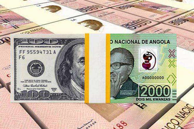 Crédito concedidos em moeda estrangeira convertidos em kwanza - BNA