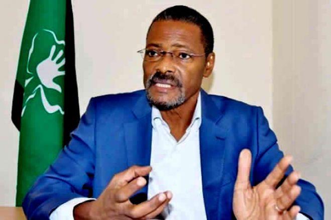 """Angola apresenta uma organização favorável ao """"roubo"""", afirma presidente do Bloco Democrático"""