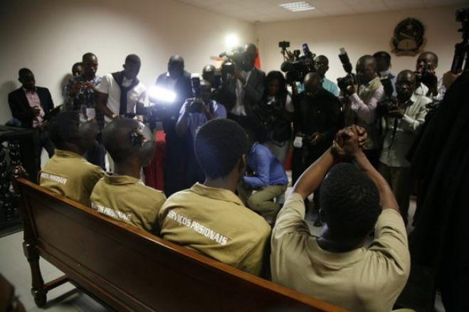 Metade de manifestantes detidos em Angola foram ouvidos e mais três menores libertados