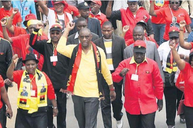 Incapacidade de juntar moldura humana entre possíveis razões do cancelamento da marcha do MPLA