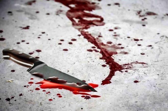 Cidadão de 55 anos esfaqueado 28 vezes por suposta amante de 17