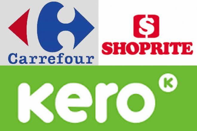 Multinacionais Carrefour e Shoprite na corrida ao Kero