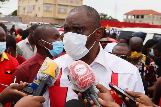 MPLA em Luanda aprova candidatura de Bento Bento