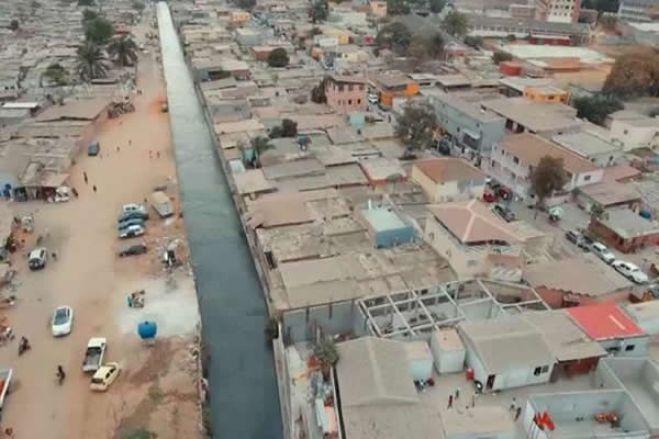 600 milhões de dólares para criar Rio Luanda