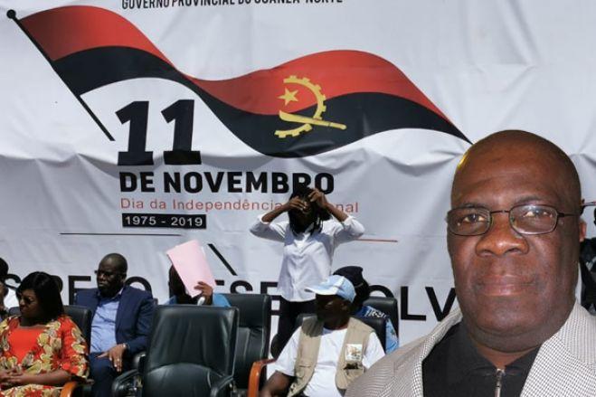 Não é um tanto imoral se comemorar o 11 de novembro como data da independência?