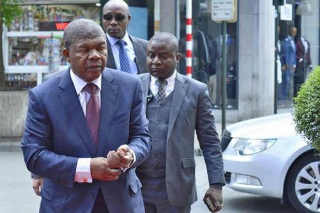 Angola espera capitalizar visita de João Lourenço a Washington