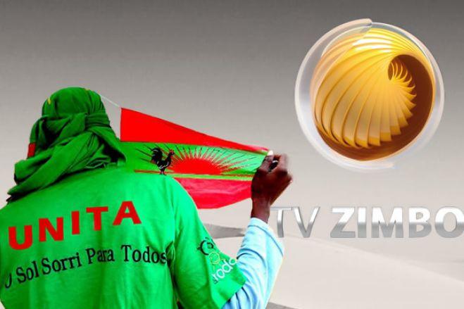 UNITA leva TV Zimbo ao Tribunal por falsidade e hostilização recorrente ao Partido