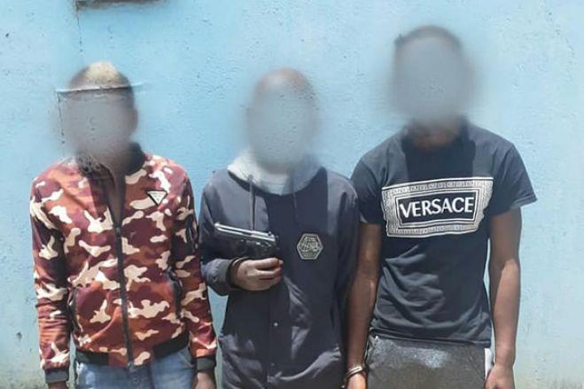 """SIC detém três congoleses """"altamente perigosos"""" e desmantela 26 grupos de marginais"""