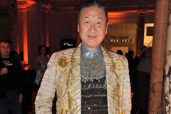Morre, aos 76 anos, o estilista japonês Kansai Yamamoto