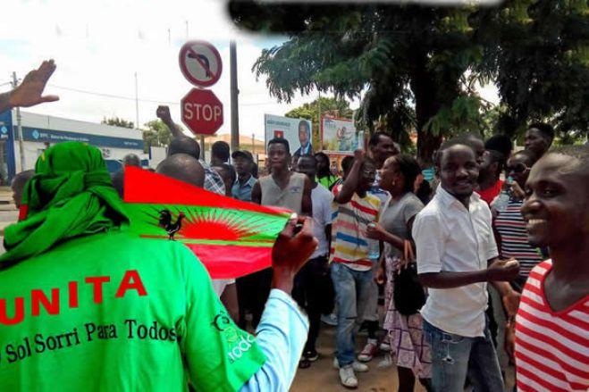 UNITA pede ao TC que declare inconstitucional o decreto que proíbe ajuntamentos