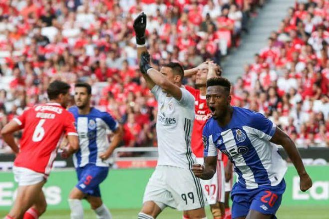 FC Porto vence Benfica no Estádio da Luz por 2 - 0