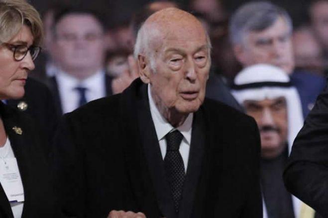 Morreu o antigo presidente francês Giscard d'Estaing. Tinha 94 anos