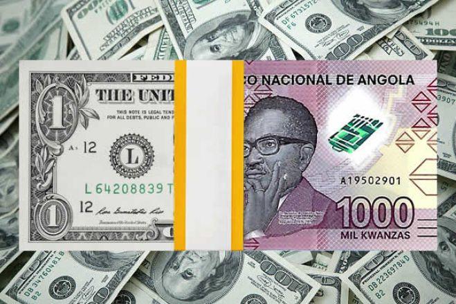 13 Bancos comerciais vendem euro acima dos 800 kwanzas