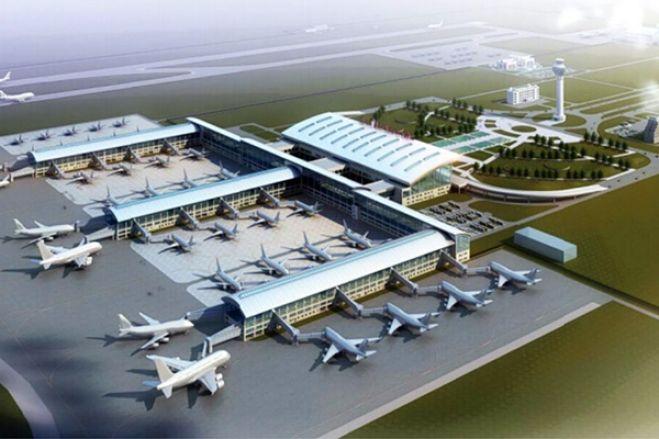 Novo aeroporto de Luanda sem financiamento adicional e obra retomada no início de 2021