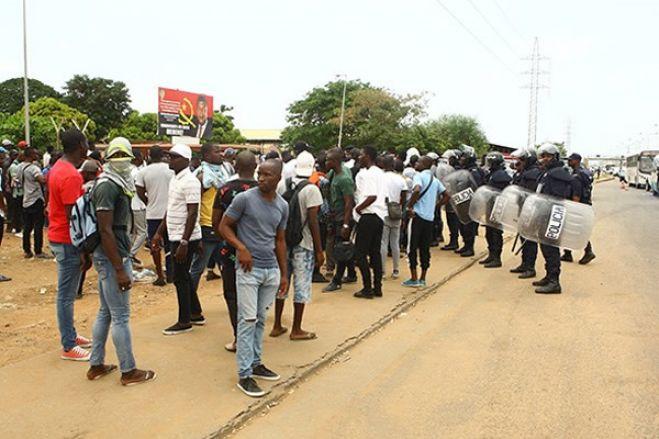 Várias detenções em manifestações pró-independência em Cabinda