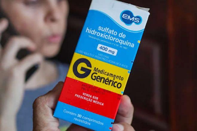 Cloroquina aumenta risco de morte e não é eficaz contra covid, diz estudo
