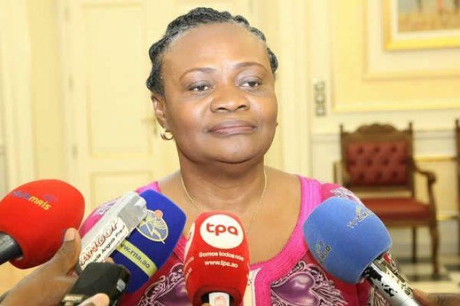 João Lourenço nomeia Joana Lina governadora de Luanda