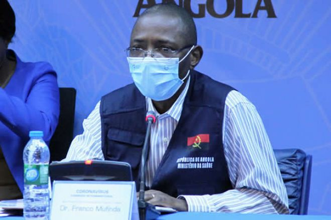 Covid-19: Angola regista mais 19 casos positivos e agora são 525 infectados