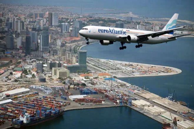 Covid-19: EuroAtlantic airways realiza domingo segundo voo de Luanda para Lisboa
