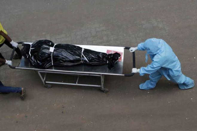 Ministério da Saúde desencoraja desvio de cadáveres da Covid-19