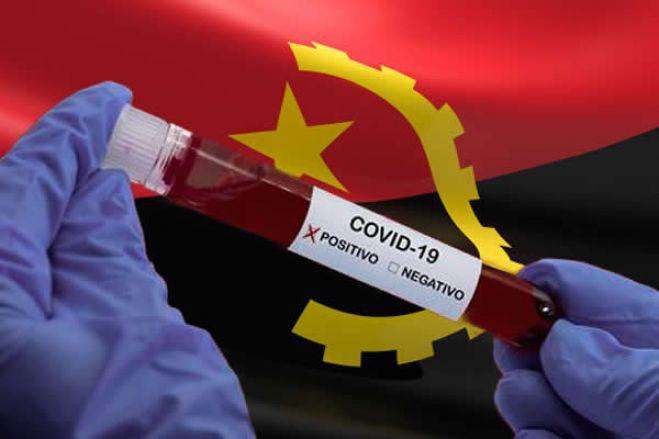 Covid-19: Angola regista mais 8 casos positivos, são agora 69