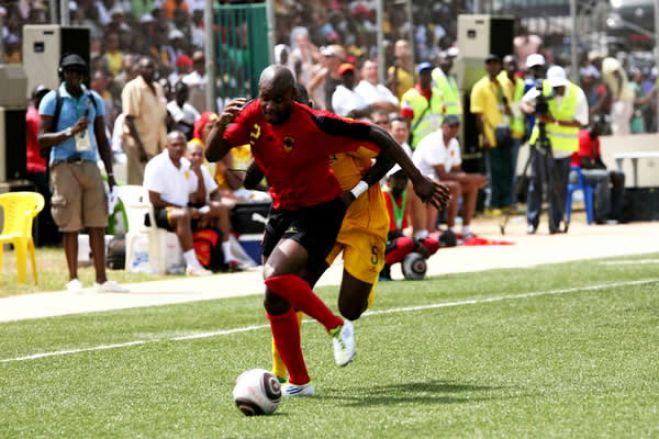Jogo entre Angola e Guiné Bissau cancelado devido a ausência de resultados à covid-19