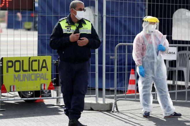 Dois angolanos em Portugal contaminados com Covid-19