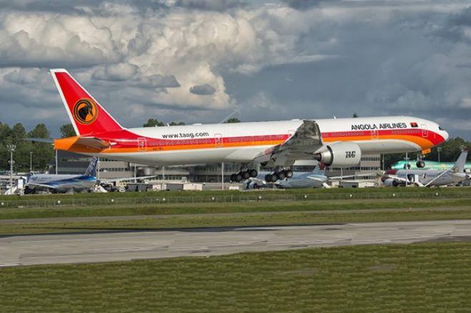 TAAG reforça voos de repatriamento para África do Sul, Portugal e Brasil