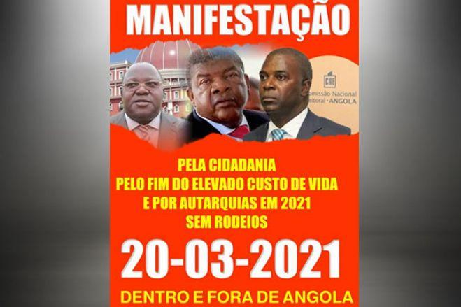A nossa geração não pode falhar: Dizem activistas e agendam manifestação para dia 20 de Março