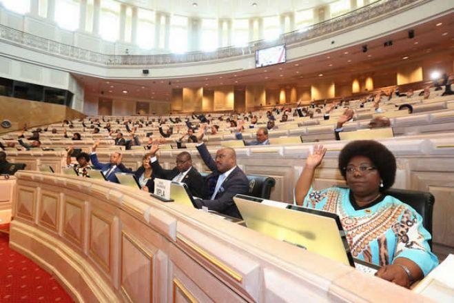 Parlamento aprova diploma que legaliza envio de militares e paramilitares ao exterior