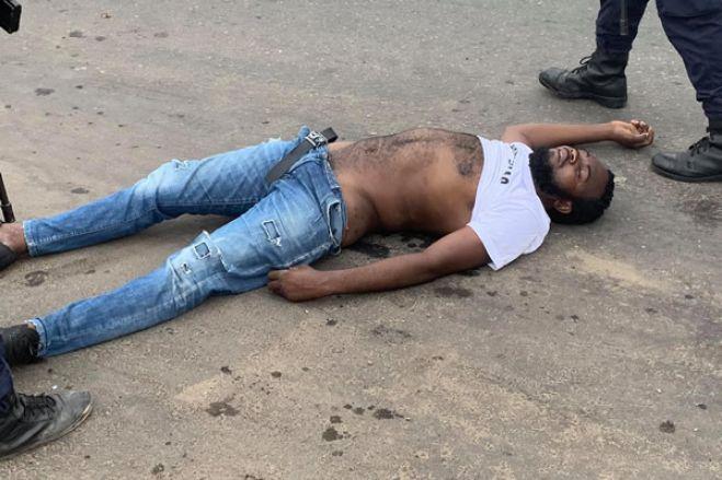 UNITA denuncia agressões a deputado e impedimento de manifestação em Luanda