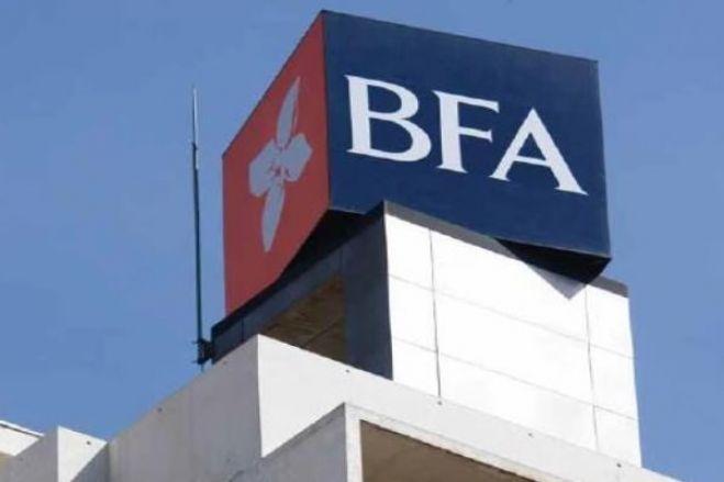 Administradora do BFA ordenou depósito de U$250 mil na conta de chefe de gabinete de JES - auditores