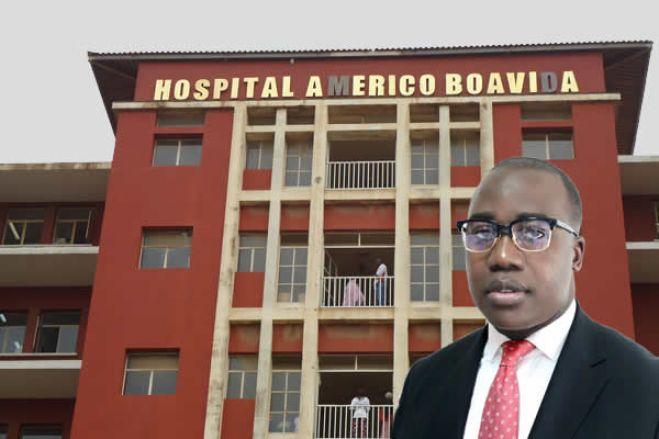 Políticas de Estado sobre a Saúde em Angola