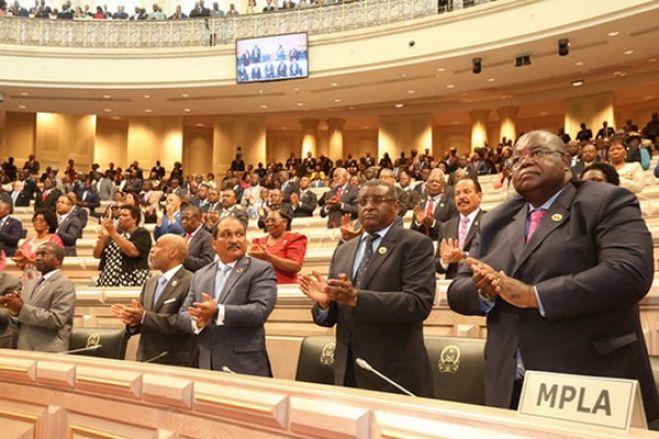 Parlamento rejeita requerimentos contra tomada de posse de presidente da CNE