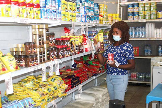 Inflação em Angola em abril sobe 24,82% face ao homólogo de 2020 e 2,09% face a março